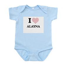 Alayna Body Suit