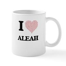 Aleah Mugs