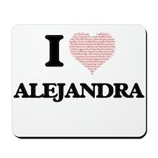 Alejandra Mousepad