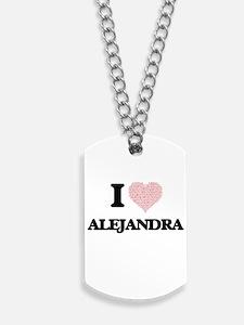 Alejandra Dog Tags