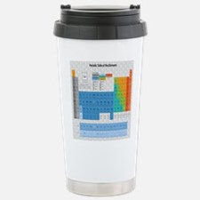 Periodical Table Of Ele Travel Mug