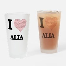 Unique Alia Drinking Glass