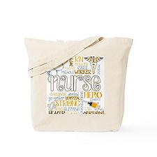 Unique Nurse Tote Bag