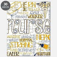 Unique Nurses Puzzle