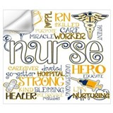 Nurse Wall Decals