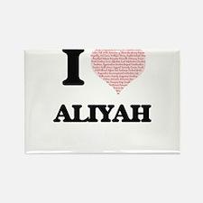 Aliyah Magnets