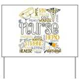 Nurse Yard Signs