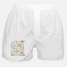 Cute Nurse Boxer Shorts