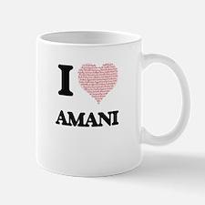 Amani Mugs