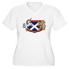 SASH Logo Plus Size T-Shirt