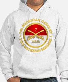 7th Michigan Cavalry Hoodie