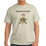 God Bless My Daddy Light T-Shirt
