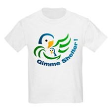 Gimme Shelter! -  Kids T-Shirt