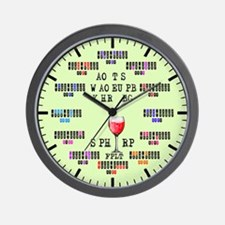 Cool Court reporter Wall Clock