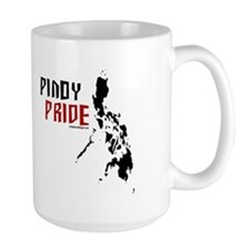 Pinoy Pride - front Mug