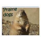 Prairie dog Wall Calendars