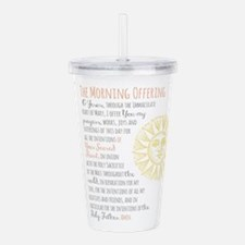 Cute Year Acrylic Double-wall Tumbler