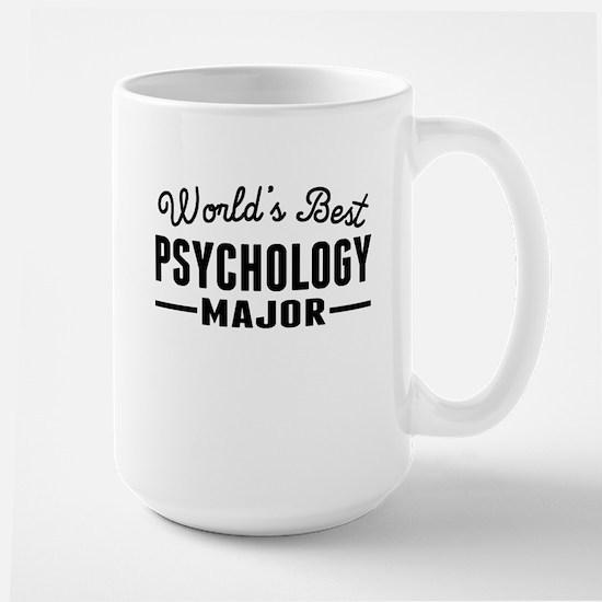 Worlds Best Psychology Major Mugs