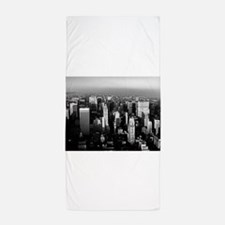 Funny Manhattan Beach Towel