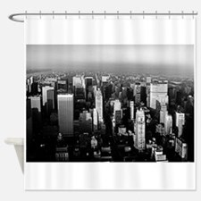 Cool Skyscrapers Shower Curtain