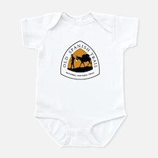 Old Spanish National Trail Infant Bodysuit