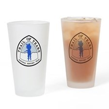 Trail of Tears National Trail Drinking Glass