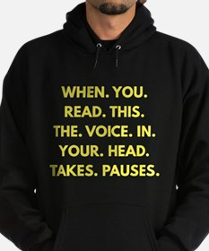 When You Read This Hoodie