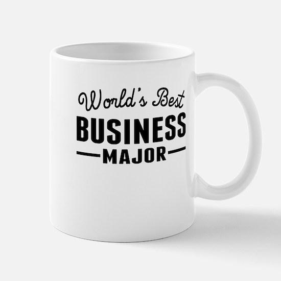 Worlds Best Business Major Mugs