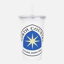 North Country National Acrylic Double-wall Tumbler