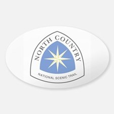 North Country National Trail Decal