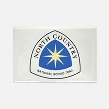 North Country National Trail Rectangle Magnet