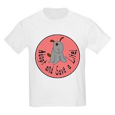 Adopt and Save a Life-Dog T-Shirt