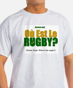 Rugby World Cup Springboks T-Shirt