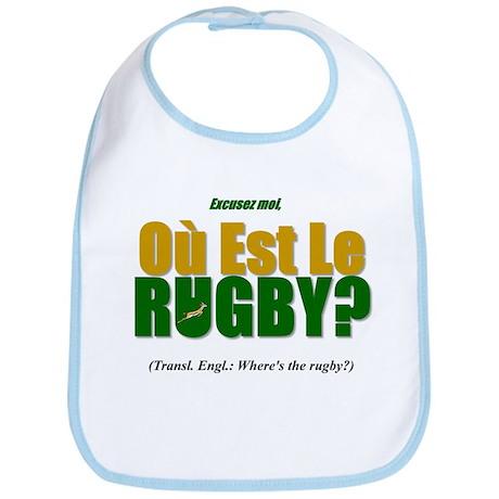 Rugby World Cup Springboks Bib
