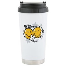 Cute Smileyworld Travel Mug