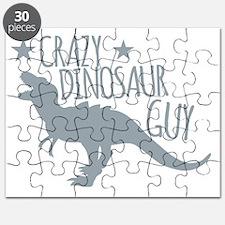 Cute Barney dinosaur Puzzle
