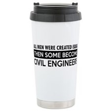 Unique Engineers Travel Mug