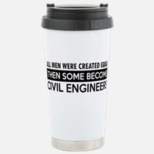Funny Civil engineers Travel Mug
