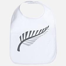 Silver Fern Kiwi New Zealand Bib