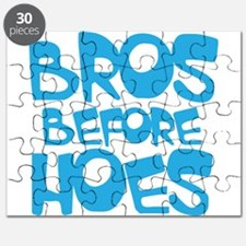 BROS BEFORE HOES Puzzle
