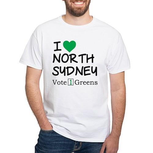 North Sydney Greens T-Shirt
