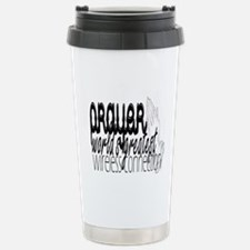prayer Stainless Steel Travel Mug