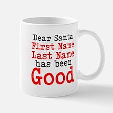Dear Santa Mugs