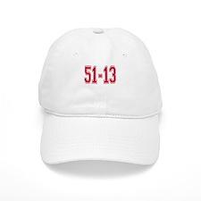 51 - 13 YES!! Baseball Cap