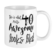 Awesome 40 Years Old Mug