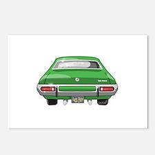 1973 Gran Torino Postcards (Package of 8)