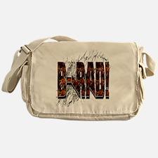 Brad/ B-Rad Messenger Bag