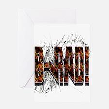 Brad/ B-Rad Greeting Cards