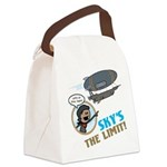 Bandana Canvas Lunch Bag