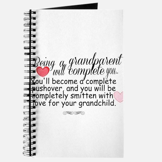 being a grandparent Journal